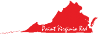 Paint Virginia Red Logo